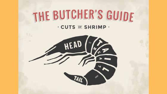 cuts of lobster
