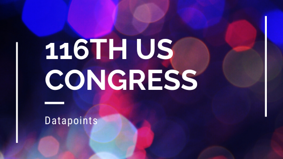data points on the 116th us congress