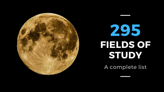 fields of study