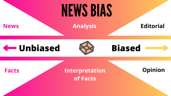 news story has bias