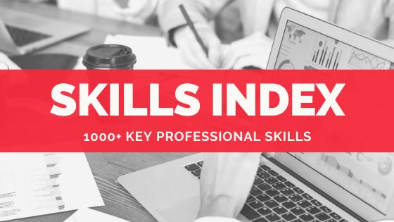 skills index